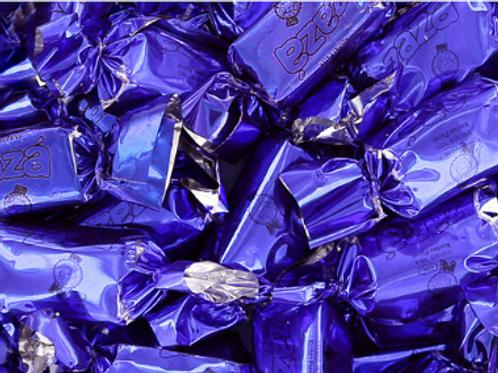 Purple Wrapped Zaza (Rectangle)