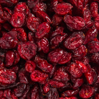 Dried Cranberries (Per Pound)