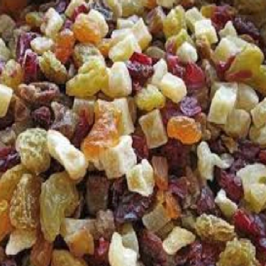 Mixed Dried Fruit (Per Pound)