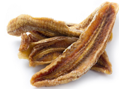 Dried Banana Slices (Per Pound)