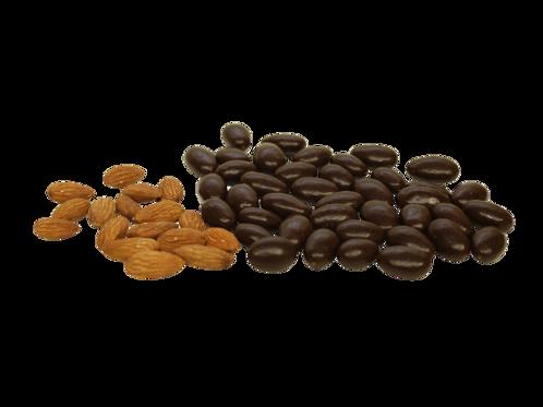 Chocolate Covered Almonds (Per pound)