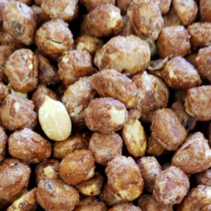 Honey Glazed Peanuts (Per Pound)