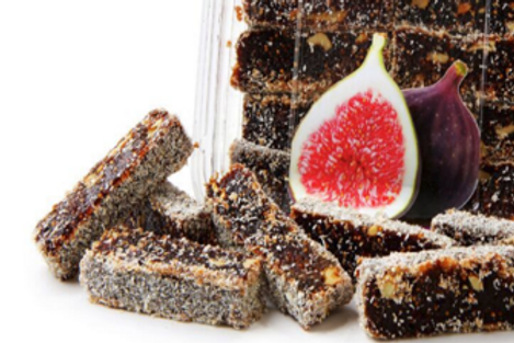 Fig Energy Bar (Per Pound)