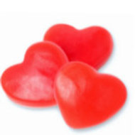 Red Heart Gummies