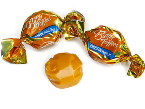 Caramel Toffee Candy