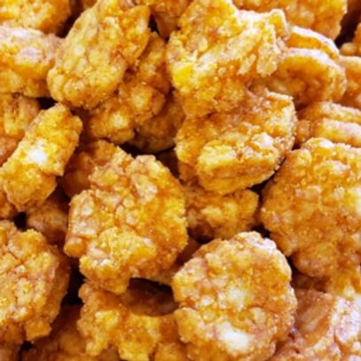 BBQ (Spicy) Rice Cake Snack (Per Pound)
