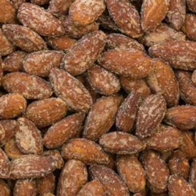 Roasted Smoked Almonds