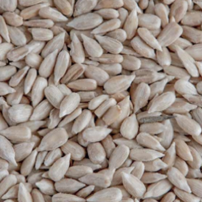 Raw Shelled Sunflower Seeds (Per Pound)