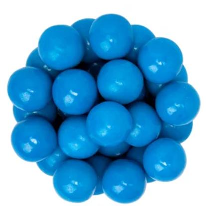 Blue Gumballs 1 inch