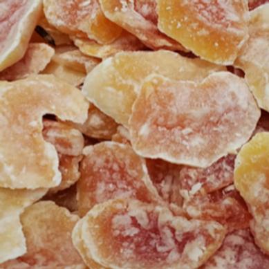 Dried Papaya Slices (Per Pound)