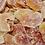 Thumbnail: Dried Papaya Slices (Per Pound)