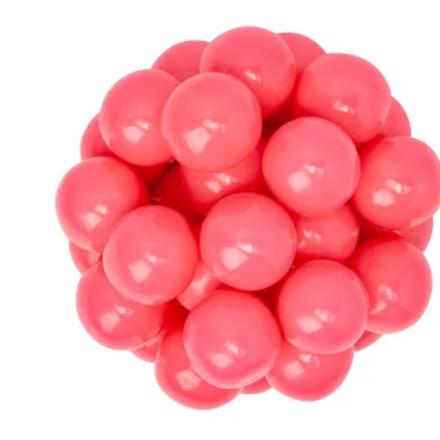 Pink Gumballs 1 Inch