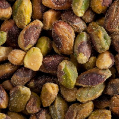 Shelled Pistachios Roasted Salted (Per Pound)