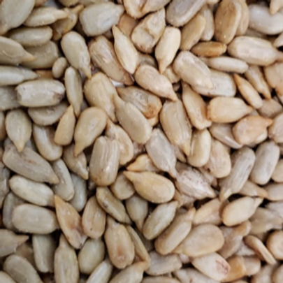 Shelled Roasted Salted Sunflower Seeds (Per Pound)