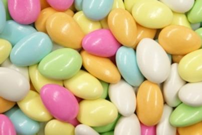 Multi Colored Jordan Almonds