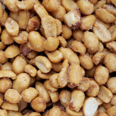 Honey Roasted Peanuts (Per Pound)