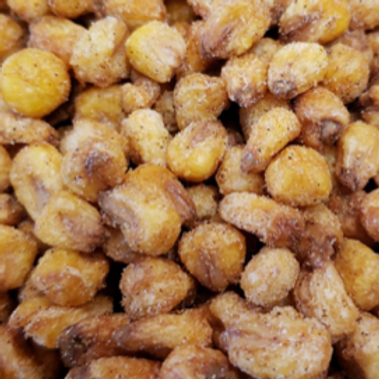 Toasted BBQ Corn Nuts (Per Pound)