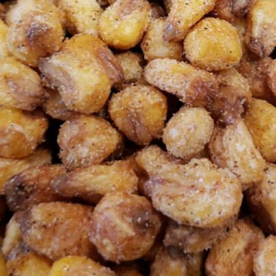 Toasted Cajun Spicy Corn Nuts (Per Pound)