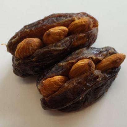 Medjool Dates with Raw Almonds (Per Pound)