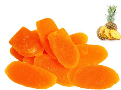 Mango Flavor Pineapple Core(Per Pound)