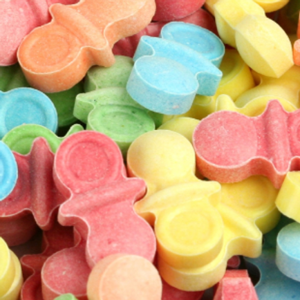 Pacifier Candy