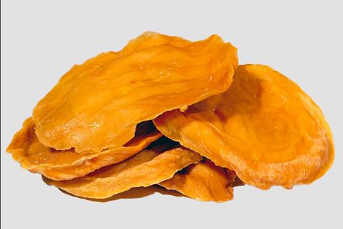 Organic Dried Mango (No Sugar Added) (Per Pound)
