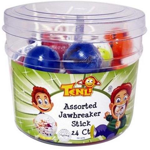 Jawbreaker on a Stick