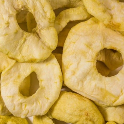 Dried Apple Rings (Per Pound)
