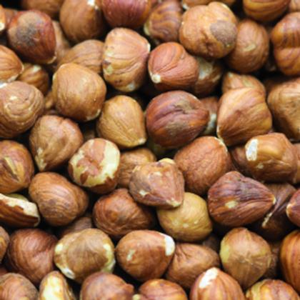 Raw Hazelnuts (Per Pound)
