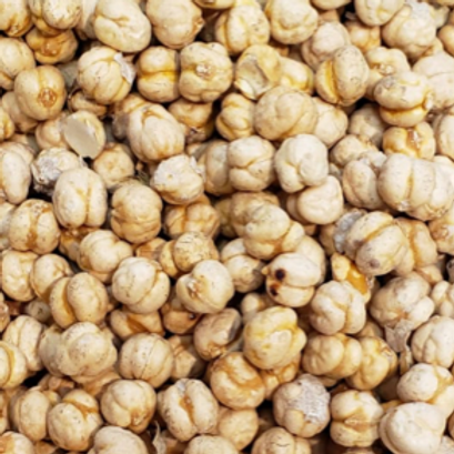 Roasted Salted Chickpeas (Per Pound)