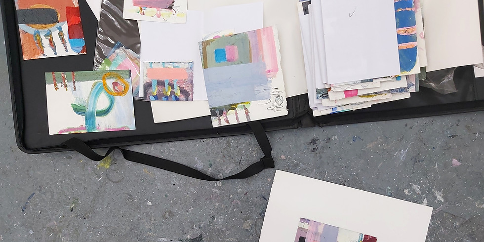 Wimbledon Art Studios Talk