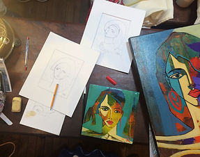 Artist coaching one-to-one