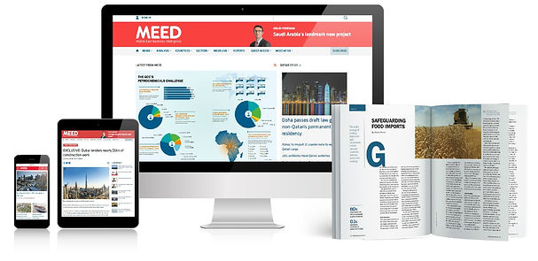 MEED subscription
