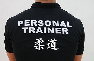 Personal Trainer Judo