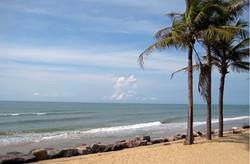 Sing's Beach Bar beach before 2010
