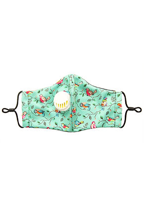 LABY BIRDS - Breathable Valve Face Mask