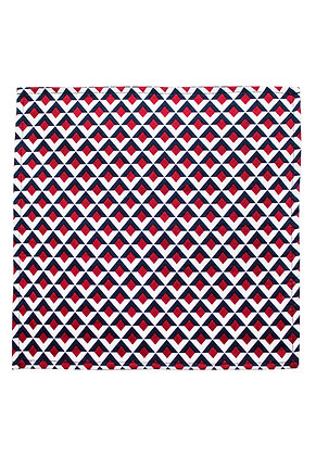 RHOMBUS POCKET SQUARE