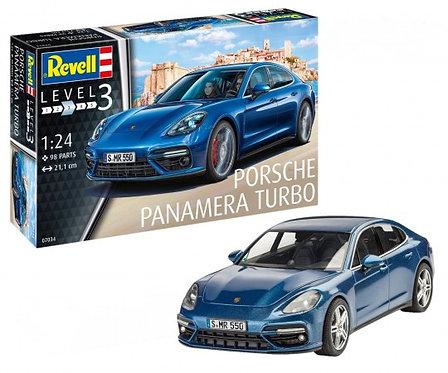 Revell Porsche Panamera Turbo 1:24 Scale Kit