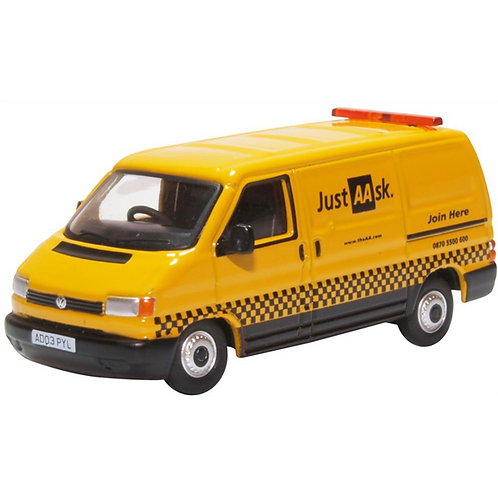 Oxford Diecast Volkswagen T4- AA Livery