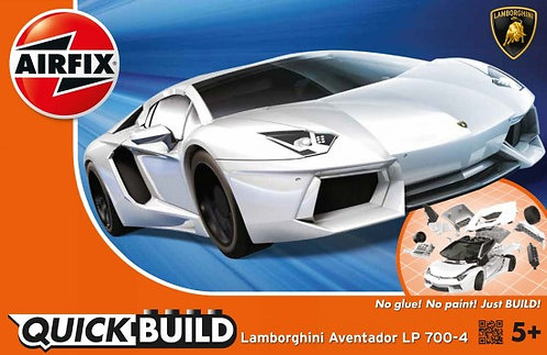 Airfix Quick-Build- Lamborghini Aventador