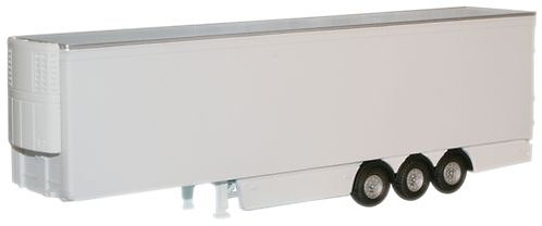Oxford Diecast Fridge Trailer- White