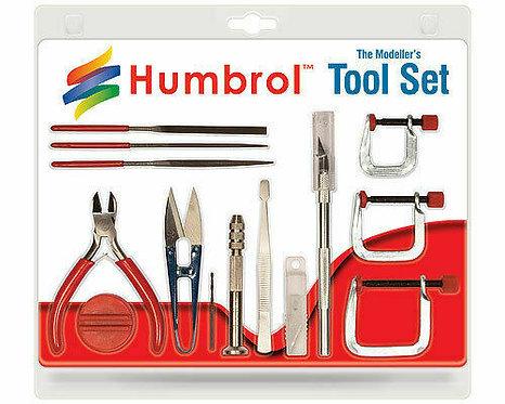 Humbrol The Modeller's Tool Set - Medium