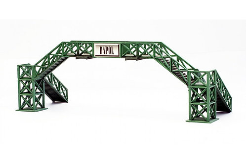 Dapol Plastic Model Kit - Platform/Trackside Footbridge