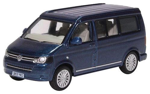 Oxford Diecast VW T5 Camper - Metallic Night Blue
