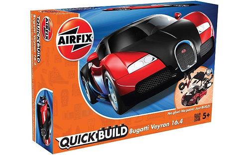 Airfix Quick-Build- Bugatti Veyron Red