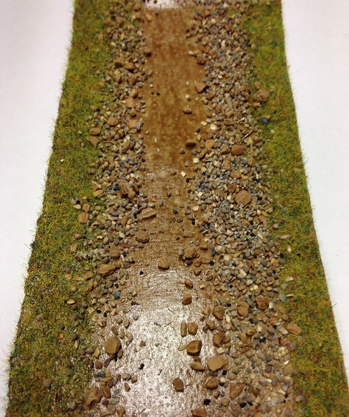 Javis Scenics Terrain Rolls - Sandy Ditch or Stream