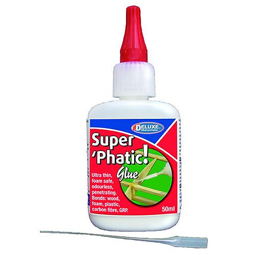 Super 'Phatic! Glue - Deluxe Materials 50ml