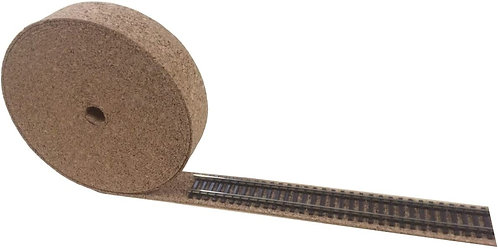 Cork Track Underlay - N 1:150 Scale Rolls