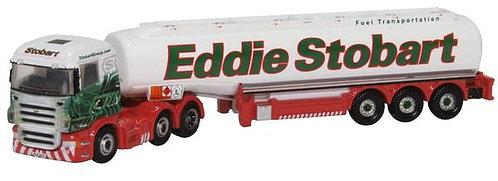 Oxford Diecast Scania Highline Tanker - Eddie Stobart
