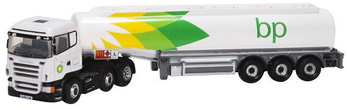 Oxford Diecast Scania Highline Tanker - BP Livery